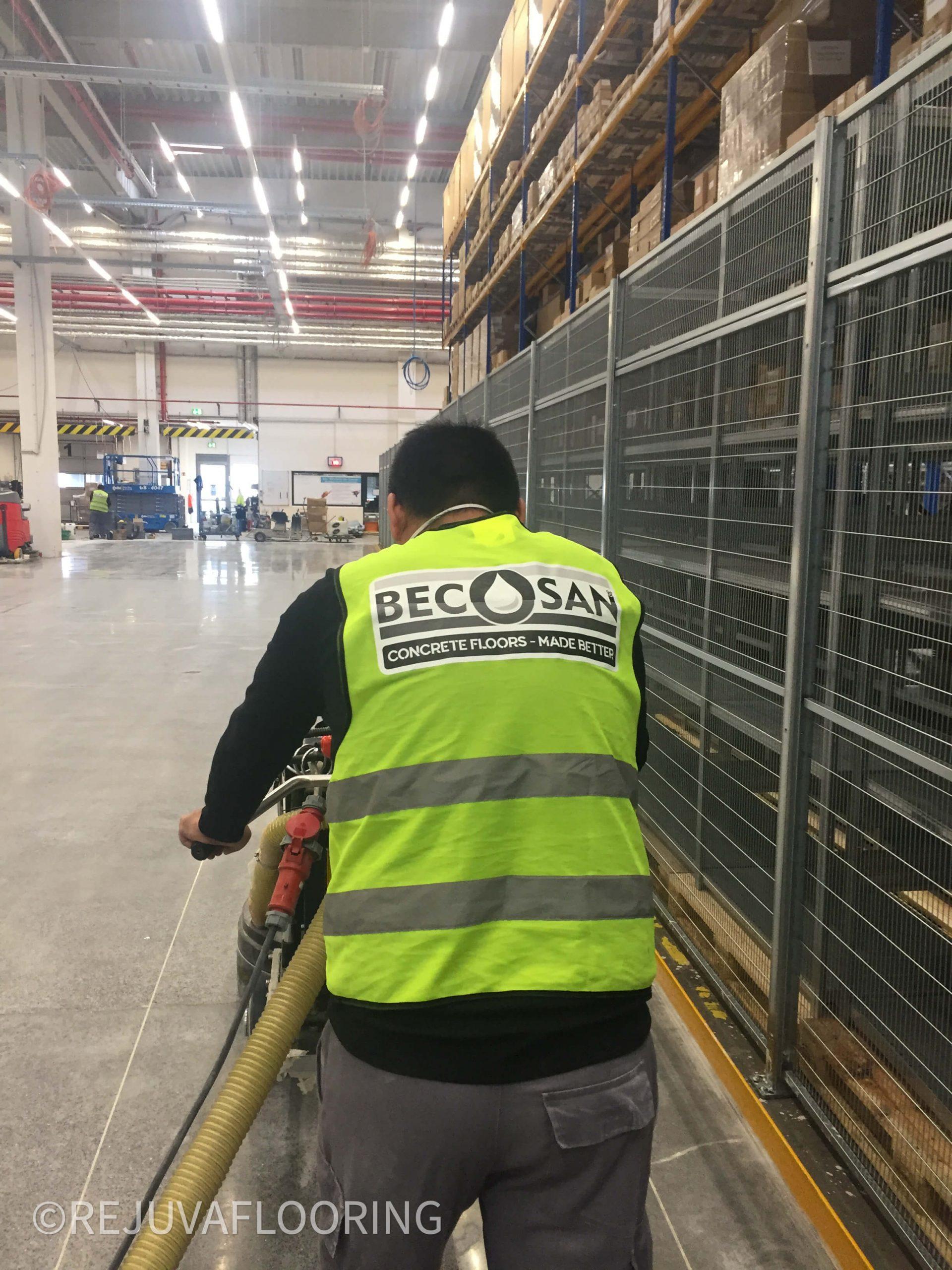 Becosan Concrete Specialist