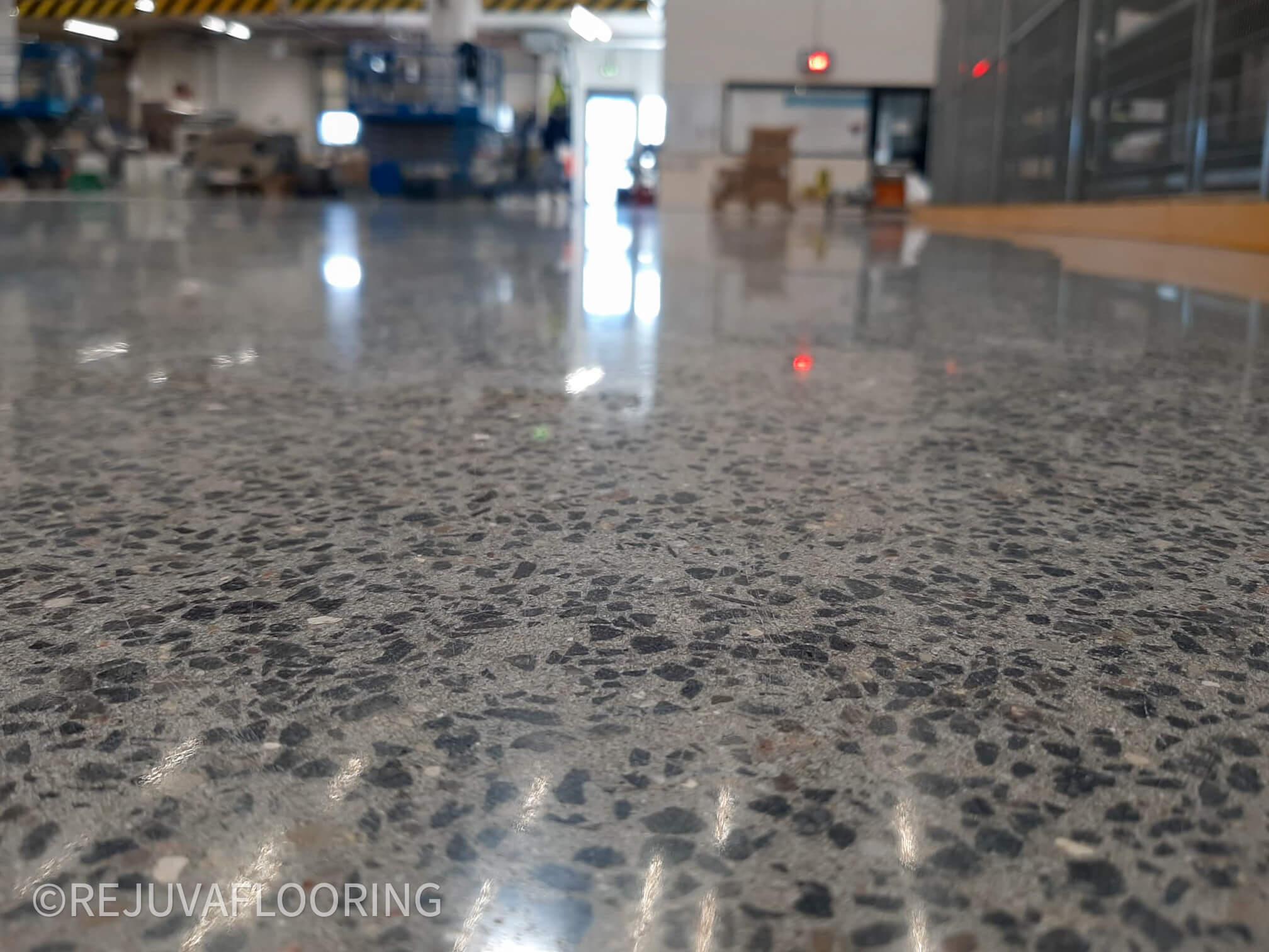 Close Up Concrete Details