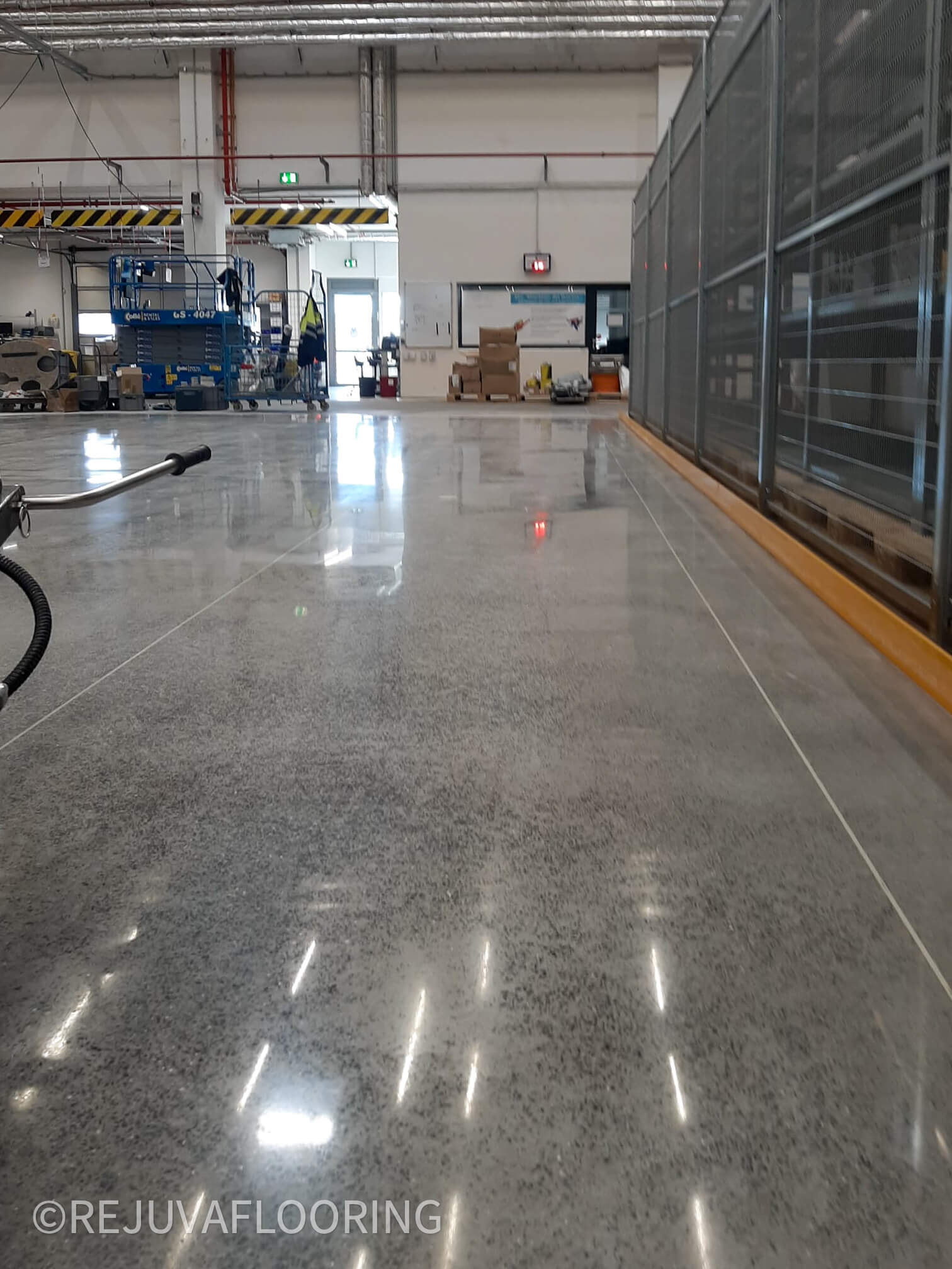 Smooth And Shine Concrete