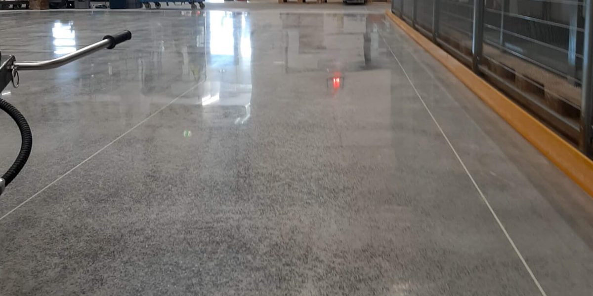 Smooth And Shine Concrete
